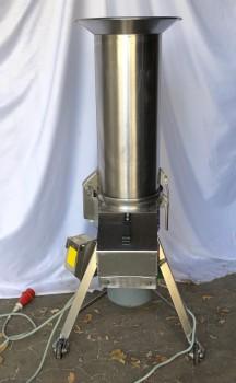مطحنة الخبز المتبقية Hommel Rotormat 2000