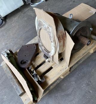 قطع غيار للخلاط الحلزوني Kemper SP 150 القابل للتمديد